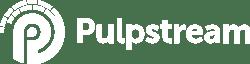 Pulpstream logo white