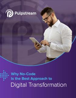 No-code Digital Transformation